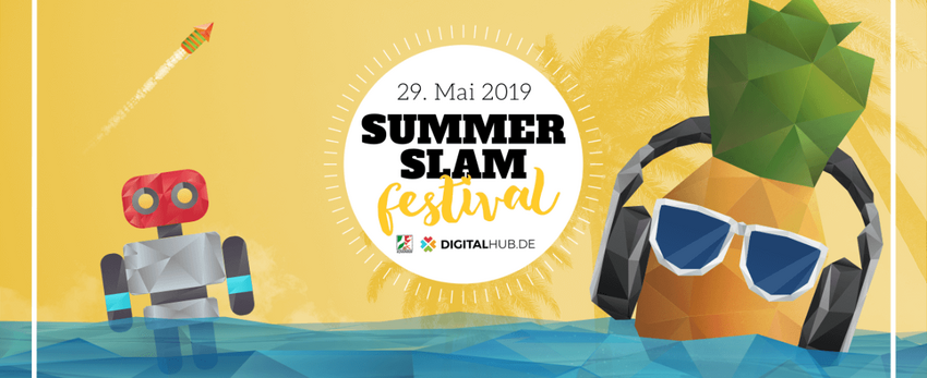 Plakat Open Air SUMMER SLAM 2019 Festival