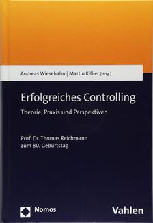 "Cover des Sammelbands ""Erfolgreiches Controlling"""