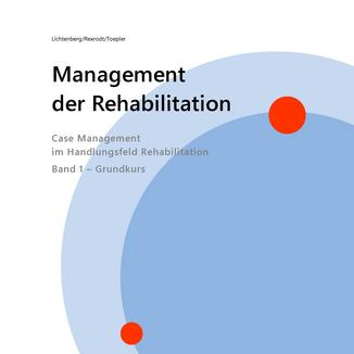 Buchcover: Management der Rehabilitation