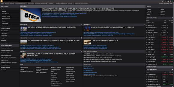 Screenshot Eikon