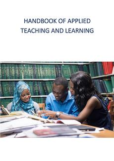 Handbook of Applied Teaching and Learning Cover
