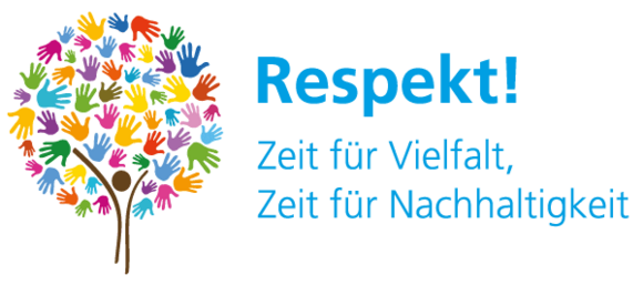 Logo der Initiative Respekt