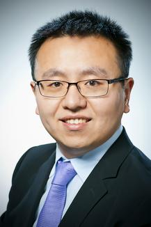Portrait Picture of former PhD fellow Yu Zhang from China