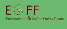 Logo des ECFF - Environment and Coffee Forest Forum