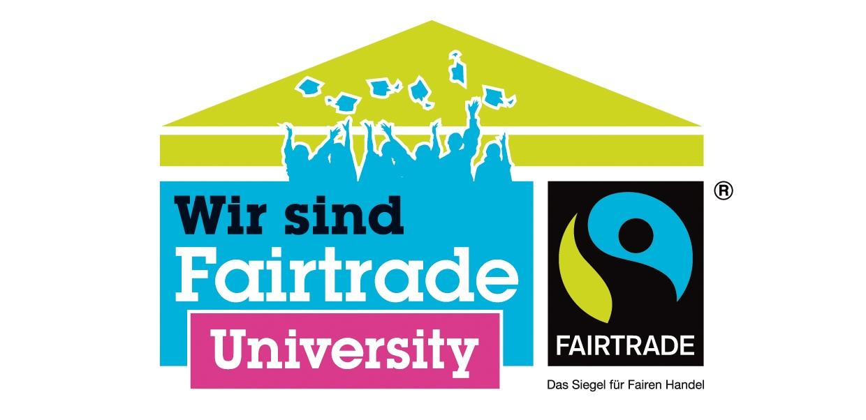 Logo der FairTrade Universities