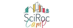 Logo des SciRoc Camps 2020 (Online Workshop Informatik)