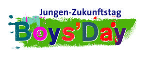 Logo des Boys' Day 2015