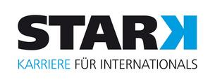 "Logo der Initiative ""STARK - Karriere für Internationals"""
